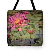 Water Garden Dream Tote Bag