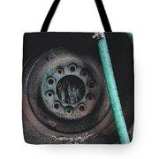 Water Hose Rim 2 Tote Bag