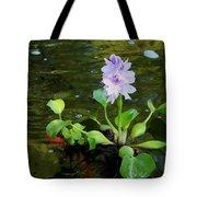 Water Hyacinth Float Tote Bag