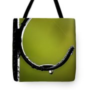Water Ice Iron Tote Bag