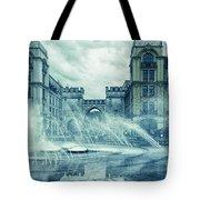 Water In The City Tote Bag