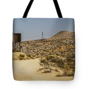 Water In The Desert Tote Bag