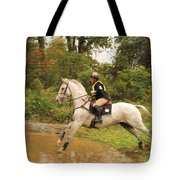 Water Jumper Tote Bag