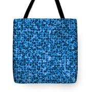 Water Labyrinth Tote Bag