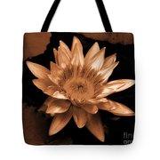 Water Lilies 012 Tote Bag