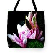Water Lilies IIi Tote Bag