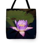 Water Lilies Monet Tote Bag