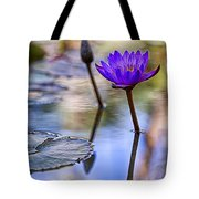 Water Lily 6 Tote Bag