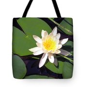 Water Lily I I I Tote Bag