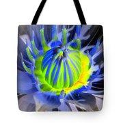 Water Lily - The Awakening - Photopower 03 Tote Bag