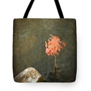 Water Maple Tote Bag by Michelle Calkins