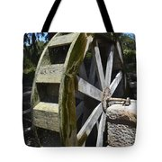 Water Mill Tote Bag