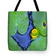 Water Plants 3 Tote Bag