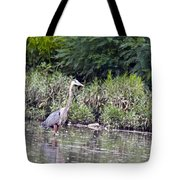 Water Pose Tote Bag