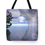 Water Protection Tote Bag