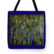 Water Reeds Tote Bag by Karen Wiles