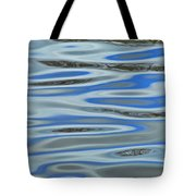Water Reflections 2 Tote Bag