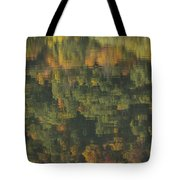 Water Reflections Abstract Autumn 2 A Tote Bag