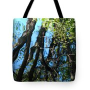 Water Reflections 3 Tote Bag
