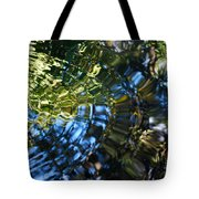 Water Reflections 4 Tote Bag