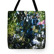 Water Reflections 9 Tote Bag