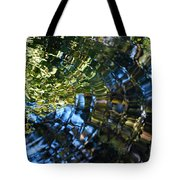 Water Reflections 5 Tote Bag
