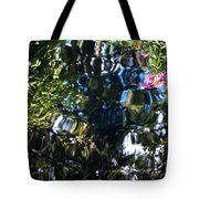 Water Reflections 8 Tote Bag