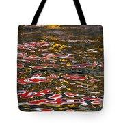 Water Ripple Patterns 1 Tote Bag