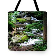 Water Shed Tote Bag