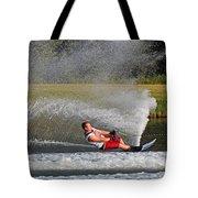 Water Skiing 10 Tote Bag