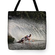 Water Skiing 12 Tote Bag