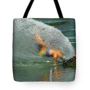 Water Skiing 5 Magic Of Water Tote Bag