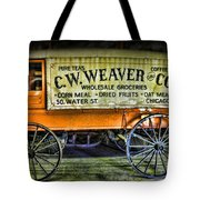 Water St. -  Chicago - The Salesman  Tote Bag by Paul Ward