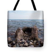 Water Stump Tote Bag