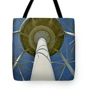 Water Tower Belly Tote Bag