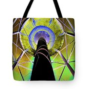 Water Tower Belly V Tote Bag