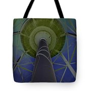 Water Tower Belly Vi Tote Bag