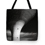 Water Tower Tote Bag by Dave Bowman
