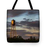 Water Tower Nm Tote Bag
