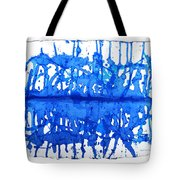 Water Variations 12 Tote Bag