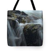 Water Veil Tote Bag