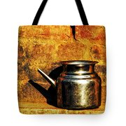 Water Vessel Tote Bag by Prakash Ghai