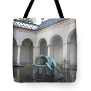 Waterbasin Tote Bag