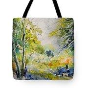 Watercolor 414061 Tote Bag