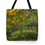 Watercolor Gardens Tote Bag