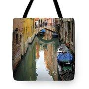 Watercolor In Venice Tote Bag