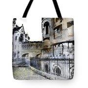 Watercolor Paris Tote Bag