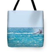 Watercraft Tote Bag