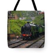 Watercress Line Alresford Tote Bag