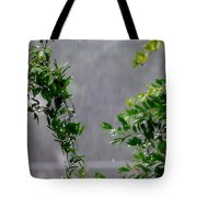 Watered By Nature Tote Bag